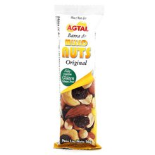 Barra De Mixed Nuts Original 30g