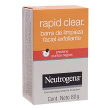 Neutrogena Rapid Clear Sabonete Facial com 80g