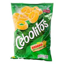 CEBOLITOS elma chips 60G