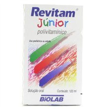 Revitam Júnior Com 120 Ml