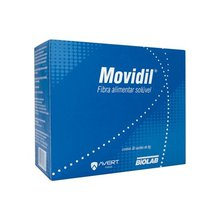 Movidil caixa com 30 envelopes com 8g