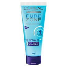 Gel Esfoliante Pure Zone Anti Cravos 100g