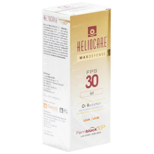 Protetor Solar Heliocare Max Defense Oil Reduction Fps30 50g a2413c2c6ee63