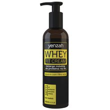 Leave-in Power Whey Fit Cream Yenzah 240mL