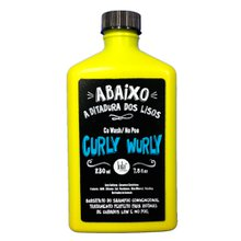 Condicionador Co Wash Curly Wurly 230ml