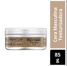 Cera Moderadora Bed Head Men Matte Separation 85g