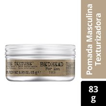 Pomada Modeladora Bed Head For Men Pure Texture 83g