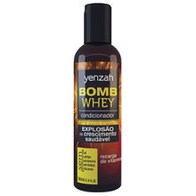 Condicionador Yenzah Whey Bomb Cream 240ml