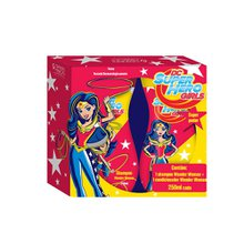 Kit DC Super Hero Girls Shampoo 250ml + Condicionador 250ml  Wonder Woman