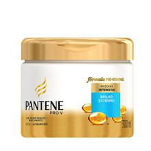 Máscara Intensiva Pantene Brilho Extremo 300mL