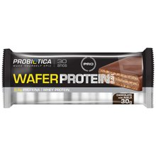 Wafer Protein Bar Probiótica Chocolate Avelã 30g