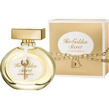 Perfume  Antonio Banderas Her Golden Secret 30ml