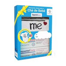 Kit Creme para Assadura Bepantol Baby 2 unidades 30g + Exclusivo Body Tip Top
