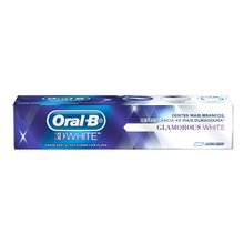 Creme Dental Oral-B 3D White Glamour 90g