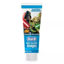 Creme Dental Oral-B Star Wars 100g