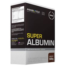 Super Albumin Probiótica  Chocolate 500g