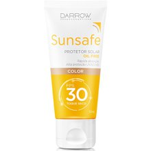 Protetor Solar Sunsafe Color FPS30 50ml