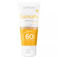 Protetor Solar Darrow Sunsafe Color FPS60  50ml
