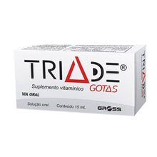 Triade Gotas 15ml