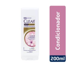 Condicionador Clear Women Anticaspas 200ml