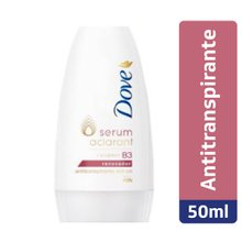 Desodorante  Dove Serum Aclarant Renovador Roll On 50ml