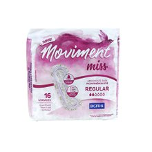 Absorvente Bigfral Moviment Miss Regular 16 unidades