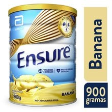 Suplemento Adulto Ensure Pó Sabor Banana 900g