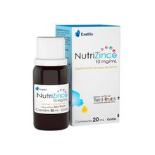 Nutrizinco 10mg/Ml 20ml