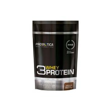 Whey Protein3 Pó Chocolate  825g