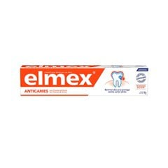 Creme Dental Elmex Anticáries 90g