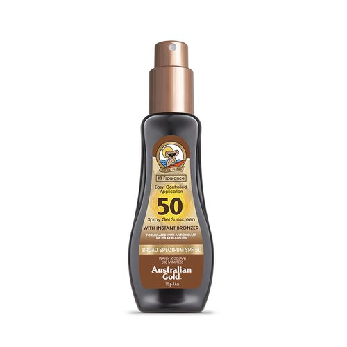 Protetor Solar Australian Gold Spray Gel FPS50 125ml