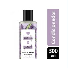 Condicionador Love, Beauty and Planet Smooth and Serene Óleo de Argan & Lavanda 300ml