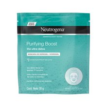 Máscara Facial Neutrogena Purifying Boost 30ml