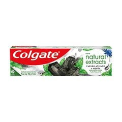 Gel Dental Colgate Natural Extracts Purificante 90g