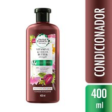 Condicionador Herbal Essences Bio Renew Vitamina E e Manteiga de Cacau 400ml