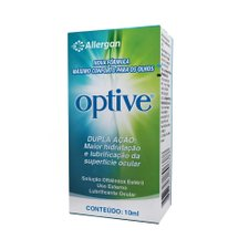Optive Colírio 10ml