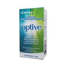 Optive Colírio 15ml