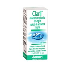 Claril Colírio 15ml