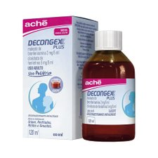 Decongex Plus Xarope 120ml