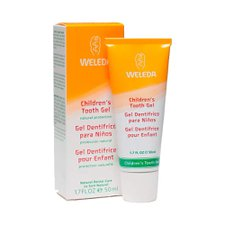 Gel Dental Infantil Weleda sem Flúor 50ml