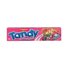 Gel Dental Tandy Tutti Frutti com Flúor 50g