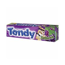 Gel Dental Tandy Uva com Flúor 50g