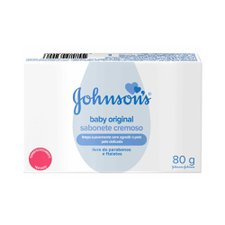 Sabonete Johnson´s Baby Original 80g