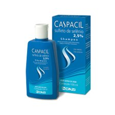 Caspacil 2,5% Shampoo 100ml