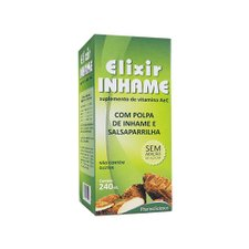 Elixir de Inhame 240ml - Pharmascience