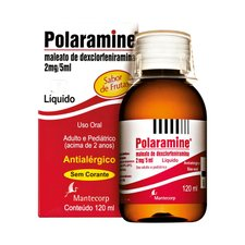 Polaramine Líquido 120ml