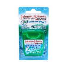Fio Dental Johnson´s Menta 50m