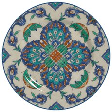 Prato Raso Turkish 28,5cm Alleanza