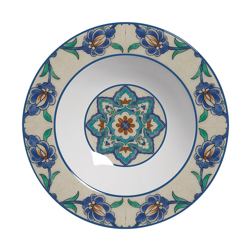 Prato Fundo Turkish 24,5cm Alleanza