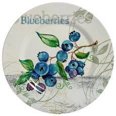 Prato Raso Berries Plus 28,5cm Alleanza